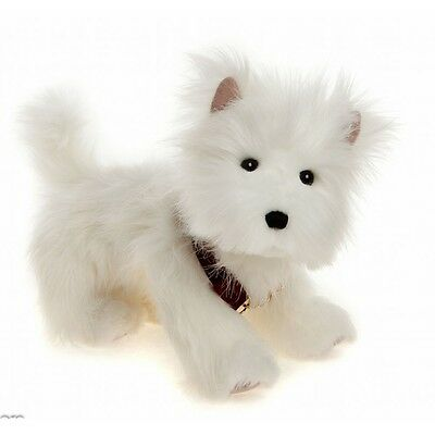 Charlie Bears UK - Walkies the Westie Dog - CB150005O