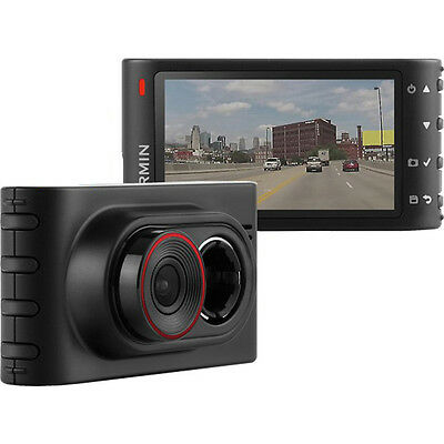 Garmin 010-01507-03 Dash Cam 35 Standalone HD Driving Recorder with GPS