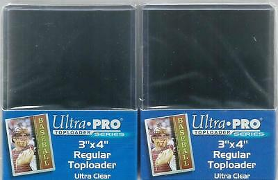 Ultra Pro Trading Card Top Loaders - 50 Brand New Toploaders 76mm x 102mm