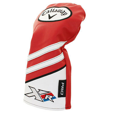 Callaway Golf XR Pro Headcovers Mens Womens Driver Club Head Cover Replacement