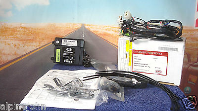Remote Start Kit Engine New OEM U8560 2K003 Genuine KIA Fits SOUL 2009-2011  X8