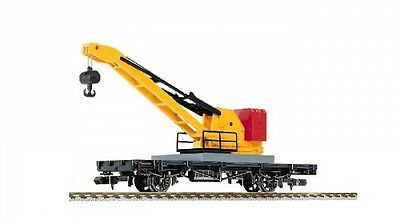 Fleischmann Magic Train 0e 2490 Camion grue NEUF + EMBALLAGE D'ORIGINE