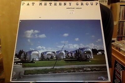 Pat Metheny Group American Garage LP sealed vinyl