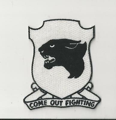 Us Army Patch - 761St Tank Battalion - Black Troops