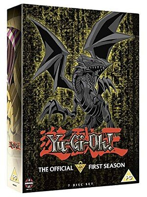 Yu-Gi-Oh! Season 1 - The Official First Season (Episodes 1-49) [New DVD]