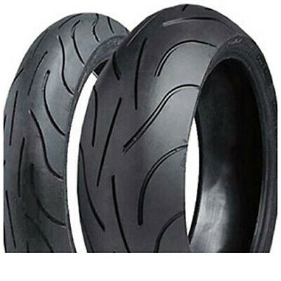 MICHELIN Motorradreifen 180/55 ZR17 (73W) Pilot Power Rear M/C