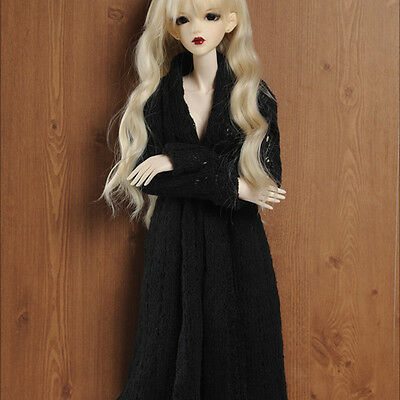 "Dollmore 26"" BJD girl clothes  Model F - Youram Sweater (Black)"