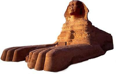 Sticker decal ancient egypt archaeology egyptian macbook Great Sphinx of Giza