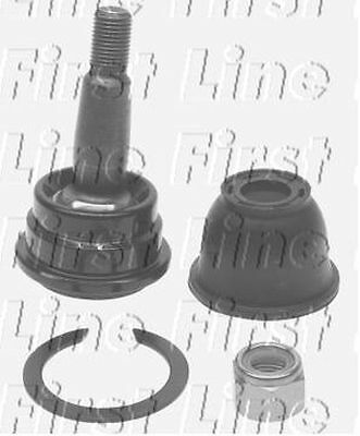 New First Line - Front Left Or Right Lower - Ball Joint - Fbj5334