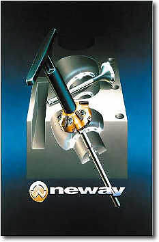 Neway 121 Valve Seat Cutter 24.8mm 15 deg Motorcycle