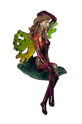 "Wholesale Case Lot of 54 Sitting Reddish Small 7"" Tall Fairy Figurine Winged"