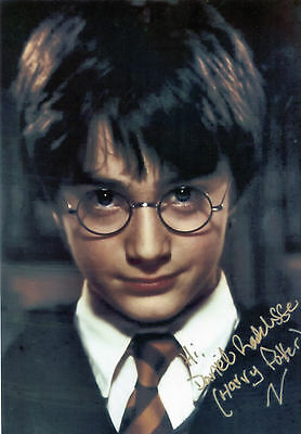 "( ""Harry Potter"") A4 Photo Prints   Three Prints."