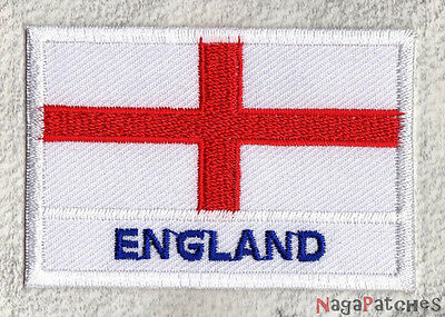 patch badge patch patch sewing country flag ENGLAND 70/45 mm