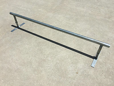 Skateboard, Skate Grind Rail, Flat bar, Height Adjustable