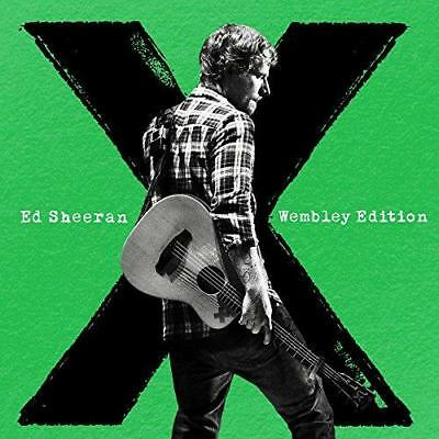 Ed Sheeran - X (Wembley Edition) (NEW CD+DVD)