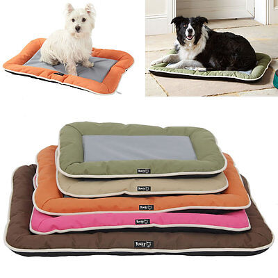 Bunty Utility Dog Bed Waterproof Washable Hardwearing Pet Mattress Mat Basket