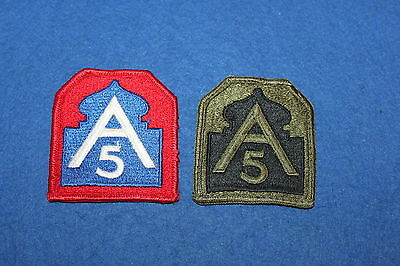 S4327: US Page Army 5nd Army
