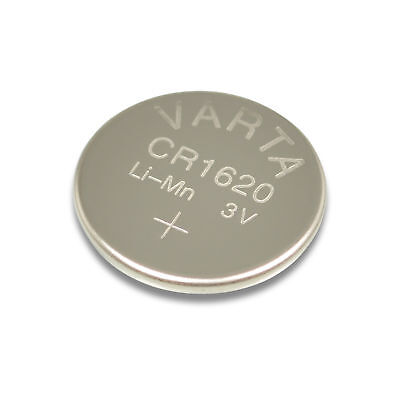 Original VARTA CR1620 3V Lithium Knopfzelle CR 1620 Set ver. Menge