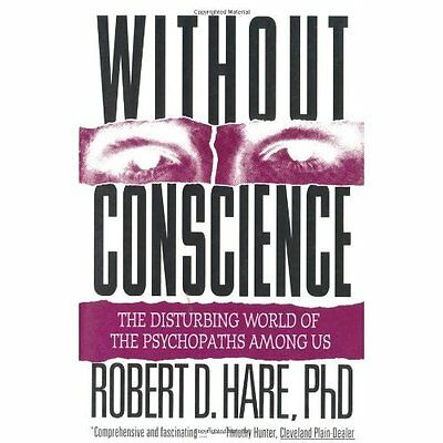 Without Conscience: The Disturbing World of the Psychop - Hare, Robert D. NEW Pa