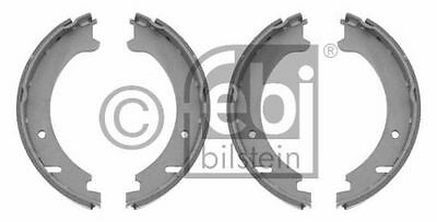 New Febi Bilstein Oe Quality - Rear - Parking Brake Shoe Set - 15067