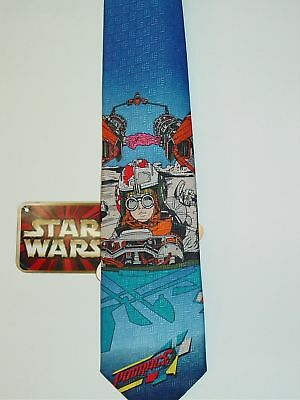 Star Wars Neck Tie, THE RACERS, New