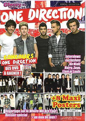 Glossy Hors Série -7H- One Direction