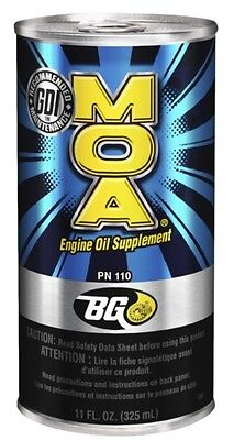 BG MOA engine oil supplement **LIMITED STOCK**