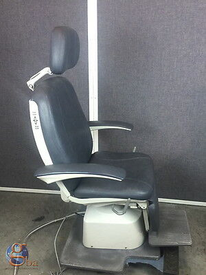 Topcon Ophthalmic Chair OC-2300 OC 2300 Hi Lo Foot Control plus on Chair Control