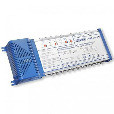 Spaun 5 In x 16 Out SMS 51603 NF Multiswitch