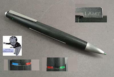 # Lamy 2000 ballpoint with 4 colour function near mint cond  #