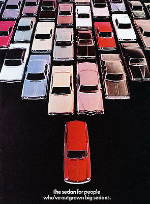 1971 VOLKSWAGEN DEALER Sales Brochure VW Beetle 411