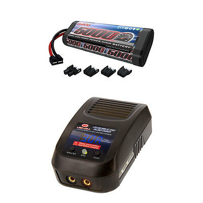 Venom 7.2V 5000mAh NiMH Battery with Sport Charger Combo