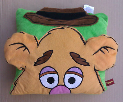 """Fozzie From """"the Muppets Show"""" Cushion - Superb."""