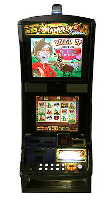 Wms Double Stampede Deluxe Video Machine, Free Shipping