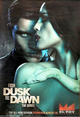 """From Dusk To Dawn the Series poster 12"""" by 18"""""""