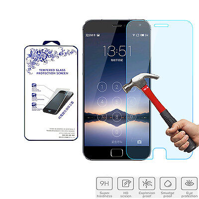 For MEIZU MX4 Pro Premium Tempered Glass Screen Protector 0.3mm 2.5D 9H