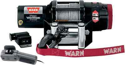 Warn ProVantage 3500-S Winch with 50 ft. Synthetic Rope  90351