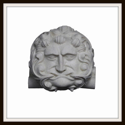 The Wells Cathedral Green Man Roof Boss ~ Greenman Wall Plaque ~ Garden Or Home