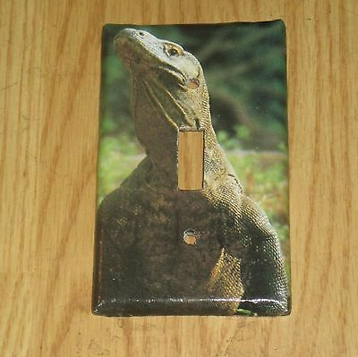 Awesome Komono Dragon Light Switch Cover Plate