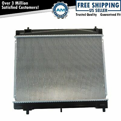 Direct Fit Replacement Alliant Radiator For 2005-11 Scion TC