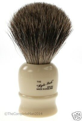 "Progress Vulfix ""Hyde Park"" 514b Pure Badger Shaving Brush (London Series)"
