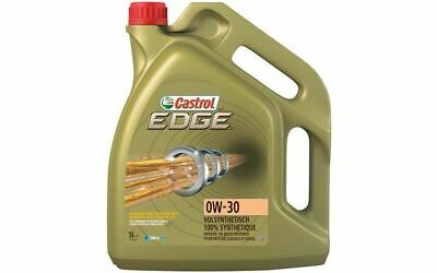 CASTROL EDGE TITANIUM SAE 0W30 BMW LongLife-04 Car Engine Motor Oil 5 Litres 5L
