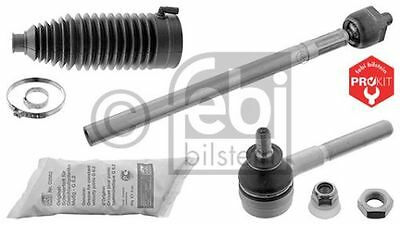 New Febi Bilstein Oe Quality - Front Left - Tie Rod Assembly - 38997