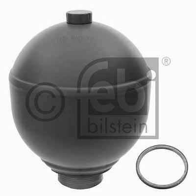 New Febi Bilstein Rear Left Or Right Pneumatic Suspension Sphere 22493