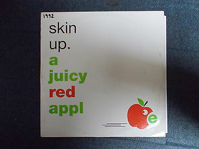"""Skin Up A Juicy Red Apple 12"""" Love Records 1992"""