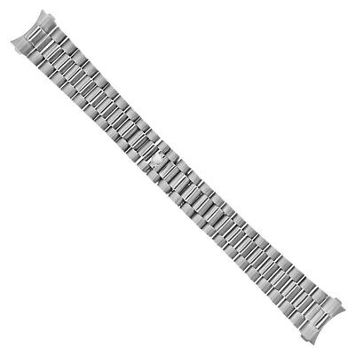President Watch Band Bracelet For Rolex Datejust 20Mm Stainless Steel Solid Link