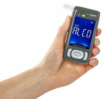 UK Alcohol Breathalyser Tester. Be Alco Smart In 2016. You Know it Makes Sense