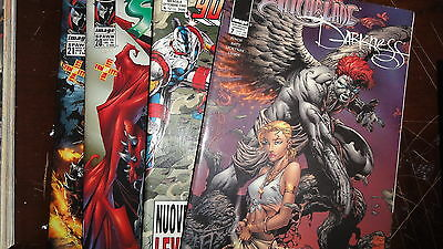 Image Star Comics Lotto Stock Witchblade Spawn Extreme Youngblood