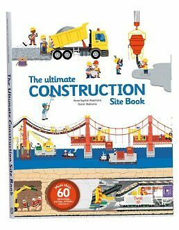 Ultimate Construction Site Book  9782848019840