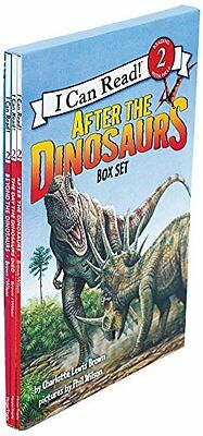 After The Dinosaurs Box Set Brown  Charlotte Lewis 9780062313300
